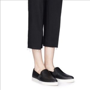 Vince leather loafers